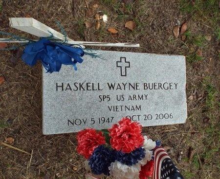 BUERGEY (VETERAN VIET), HASKELL WAYNE - Ottawa County, Oklahoma | HASKELL WAYNE BUERGEY (VETERAN VIET) - Oklahoma Gravestone Photos