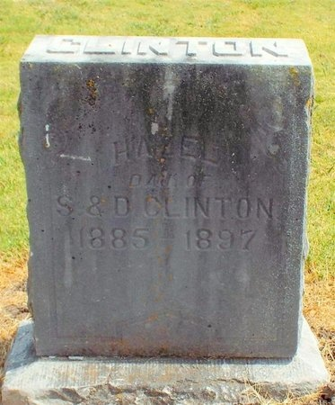 CLINTON, HAZEL - Ottawa County, Oklahoma | HAZEL CLINTON - Oklahoma Gravestone Photos