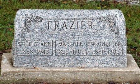 FRAZIER, WILLIAM CHESTER - Ottawa County, Oklahoma   WILLIAM CHESTER FRAZIER - Oklahoma Gravestone Photos