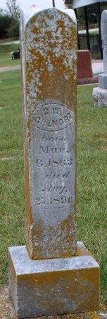 GILMORE, C W - Ottawa County, Oklahoma   C W GILMORE - Oklahoma Gravestone Photos