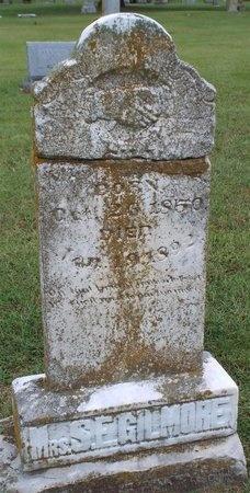 """GILMORE, SUE? """"MRS. S. E."""" - Ottawa County, Oklahoma   SUE? """"MRS. S. E."""" GILMORE - Oklahoma Gravestone Photos"""