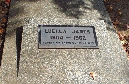 JAMES, LUELLA - Ottawa County, Oklahoma | LUELLA JAMES - Oklahoma Gravestone Photos