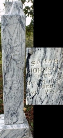 ARMSTRONG JOHNSON, SARAH E - Ottawa County, Oklahoma   SARAH E ARMSTRONG JOHNSON - Oklahoma Gravestone Photos