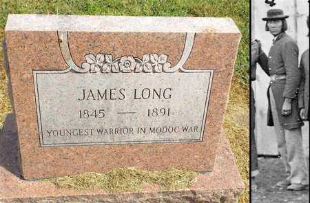 "LONG, JAMES ""JIM"" - Ottawa County, Oklahoma   JAMES ""JIM"" LONG - Oklahoma Gravestone Photos"