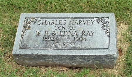RAY, CHARLES HARVEY - Ottawa County, Oklahoma   CHARLES HARVEY RAY - Oklahoma Gravestone Photos