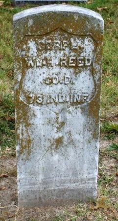 REED (VETERAN CW), WILLIAM HENRY - Ottawa County, Oklahoma | WILLIAM HENRY REED (VETERAN CW) - Oklahoma Gravestone Photos