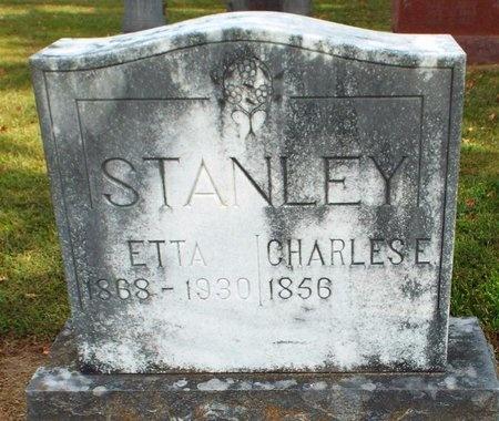 STANLEY, CHARLES E - Ottawa County, Oklahoma   CHARLES E STANLEY - Oklahoma Gravestone Photos