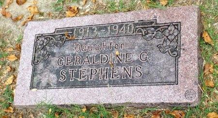 STEPHENS, GERALDINE G - Ottawa County, Oklahoma | GERALDINE G STEPHENS - Oklahoma Gravestone Photos