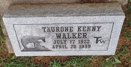 WALKER, TAURONE KENNY - Ottawa County, Oklahoma | TAURONE KENNY WALKER - Oklahoma Gravestone Photos