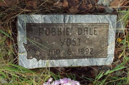 YOST, ROBBIE DALE - Ottawa County, Oklahoma | ROBBIE DALE YOST - Oklahoma Gravestone Photos