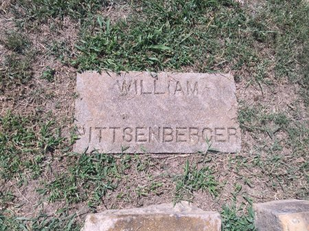 PITTSENBERGER, WILLIAM URIEL - Rogers County, Oklahoma | WILLIAM URIEL PITTSENBERGER - Oklahoma Gravestone Photos