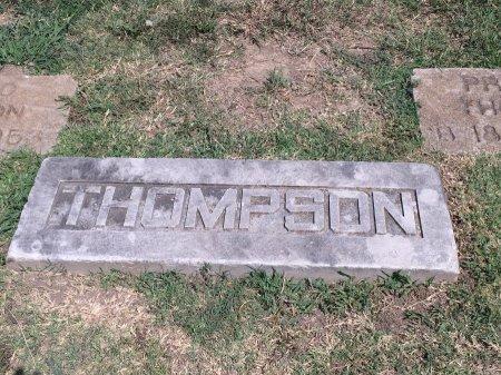 THOMPSON, FAMILY STONE - Rogers County, Oklahoma | FAMILY STONE THOMPSON - Oklahoma Gravestone Photos