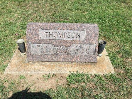 THOMPSON, LONNIE PAUL - Rogers County, Oklahoma | LONNIE PAUL THOMPSON - Oklahoma Gravestone Photos