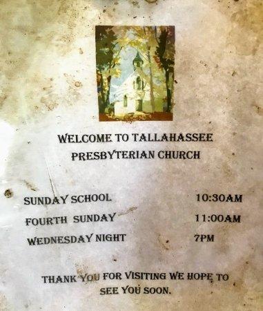 TALLAHASSEE, PRESBYTERIAN CHURCH CEMETERY - Seminole County, Oklahoma | PRESBYTERIAN CHURCH CEMETERY TALLAHASSEE - Oklahoma Gravestone Photos