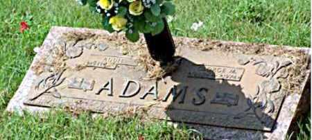 ADAMS, GEORGE M - Stephens County, Oklahoma | GEORGE M ADAMS - Oklahoma Gravestone Photos