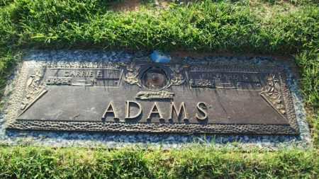 ADAMS, RICHARD - Stephens County, Oklahoma   RICHARD ADAMS - Oklahoma Gravestone Photos