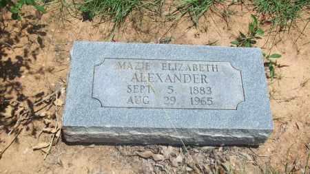 ALEXANDER, MICHAEL A. - Stephens County, Oklahoma | MICHAEL A. ALEXANDER - Oklahoma Gravestone Photos