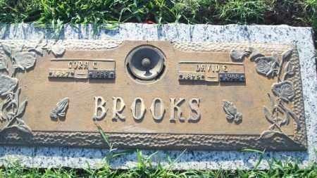 BROOKS, CORA C. - Stephens County, Oklahoma | CORA C. BROOKS - Oklahoma Gravestone Photos