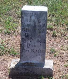 BROOKS, EDNA - Stephens County, Oklahoma   EDNA BROOKS - Oklahoma Gravestone Photos