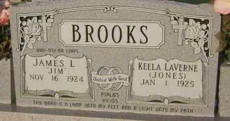 BROOKS, KEELA  LA VERNE - Stephens County, Oklahoma | KEELA  LA VERNE BROOKS - Oklahoma Gravestone Photos