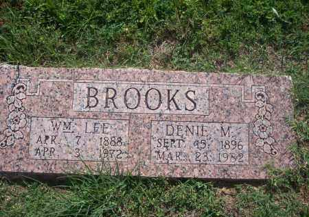 BROOKS, DENIS M. - Stephens County, Oklahoma | DENIS M. BROOKS - Oklahoma Gravestone Photos