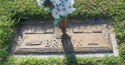BROWN, IRENE - Stephens County, Oklahoma | IRENE BROWN - Oklahoma Gravestone Photos