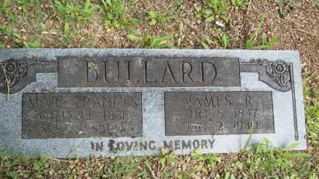 BULLARD, JAMES R. - Stephens County, Oklahoma | JAMES R. BULLARD - Oklahoma Gravestone Photos