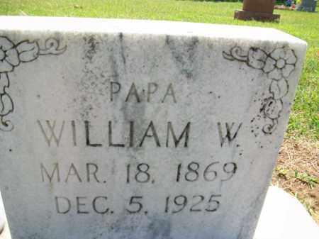 CLARK, WILLIAM W. - Stephens County, Oklahoma | WILLIAM W. CLARK - Oklahoma Gravestone Photos