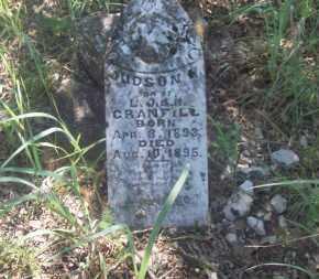 CRANFILL, JUDSON - Stephens County, Oklahoma | JUDSON CRANFILL - Oklahoma Gravestone Photos