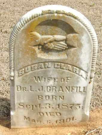 CRANFILL, SUSAN C. - Stephens County, Oklahoma   SUSAN C. CRANFILL - Oklahoma Gravestone Photos