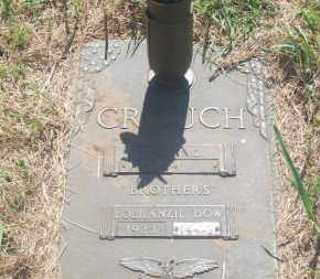 CROUCH, LOERANZIL - Stephens County, Oklahoma | LOERANZIL CROUCH - Oklahoma Gravestone Photos