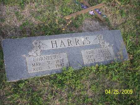 HARRIS, EDIE BELLE - Stephens County, Oklahoma | EDIE BELLE HARRIS - Oklahoma Gravestone Photos