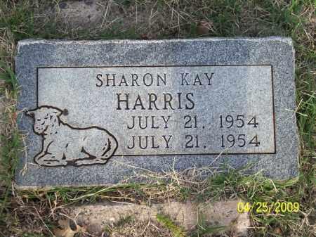 HARRIS, SHARON KAY - Stephens County, Oklahoma | SHARON KAY HARRIS - Oklahoma Gravestone Photos