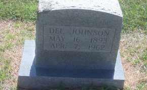 JOHNSON, DEE - Stephens County, Oklahoma | DEE JOHNSON - Oklahoma Gravestone Photos