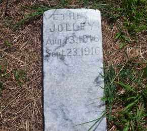 JOLLEY, ETHEL - Stephens County, Oklahoma | ETHEL JOLLEY - Oklahoma Gravestone Photos