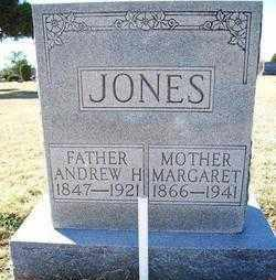 JONES, MARGARET - Stephens County, Oklahoma | MARGARET JONES - Oklahoma Gravestone Photos