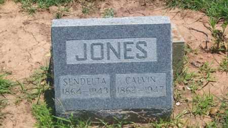 JONES, CALVIN - Stephens County, Oklahoma | CALVIN JONES - Oklahoma Gravestone Photos