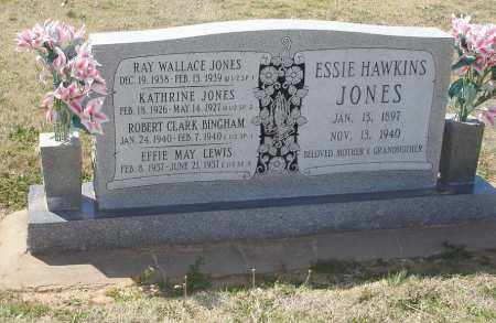 JONES, KATHRIN - Stephens County, Oklahoma | KATHRIN JONES - Oklahoma Gravestone Photos