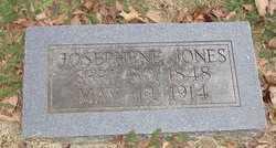 JONES, JOSEPHENE - Stephens County, Oklahoma | JOSEPHENE JONES - Oklahoma Gravestone Photos