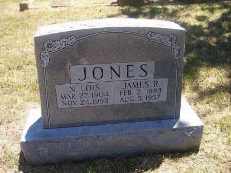 JONES, JAMES R. - Stephens County, Oklahoma | JAMES R. JONES - Oklahoma Gravestone Photos