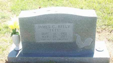 KELLY, JAMES C. - Stephens County, Oklahoma | JAMES C. KELLY - Oklahoma Gravestone Photos
