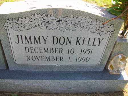 KELLY, JIMMY DON - Stephens County, Oklahoma | JIMMY DON KELLY - Oklahoma Gravestone Photos