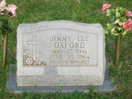 OXFORD, JIMMY LEE - Stephens County, Oklahoma | JIMMY LEE OXFORD - Oklahoma Gravestone Photos