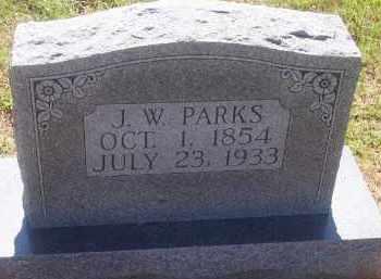 PARKS, J.W. - Stephens County, Oklahoma | J.W. PARKS - Oklahoma Gravestone Photos