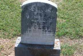 RIDLEY, OLLIE MAY - Stephens County, Oklahoma | OLLIE MAY RIDLEY - Oklahoma Gravestone Photos