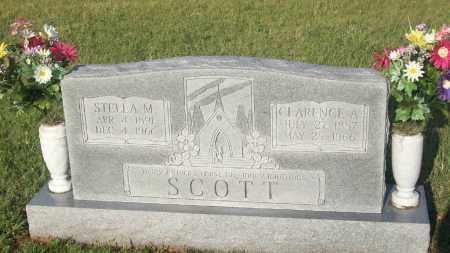 SCOTT, STELLA M. - Stephens County, Oklahoma | STELLA M. SCOTT - Oklahoma Gravestone Photos