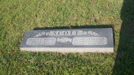 SCOTT, LEON B. - Stephens County, Oklahoma | LEON B. SCOTT - Oklahoma Gravestone Photos