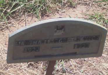 TAYLOR, MARTHA M. - Stephens County, Oklahoma | MARTHA M. TAYLOR - Oklahoma Gravestone Photos