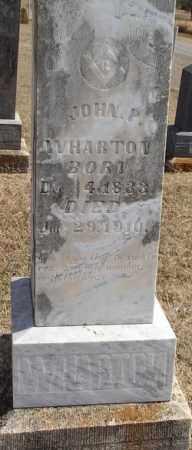 WHARTON, JOHN P. - Stephens County, Oklahoma   JOHN P. WHARTON - Oklahoma Gravestone Photos