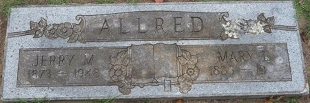 ALLRED, MARY E - Tulsa County, Oklahoma | MARY E ALLRED - Oklahoma Gravestone Photos